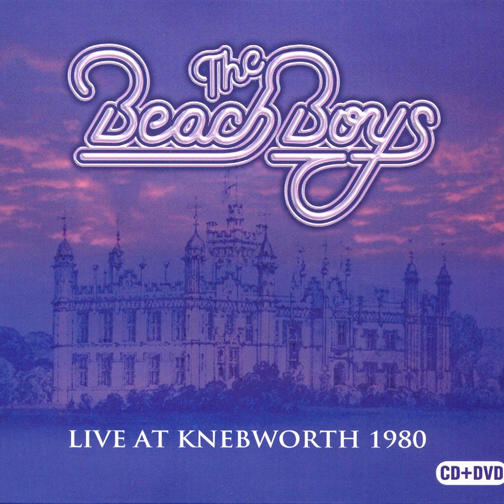 海灘男孩 - Knebworth最後一夜演唱會 CD+DVD