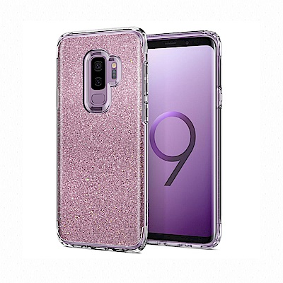 SGP Galaxy S9+ Slim Armor Crystal複合式防震保護殼組