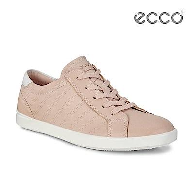 ECCO AIMEE 經典輕巧休閒鞋-粉 @ Y!購物
