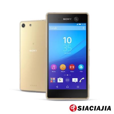 水漾-SONY Xperia M5 100%透明手機殼