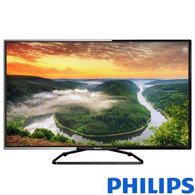 Philips飛利浦-48吋-液晶顯示器-視訊盒