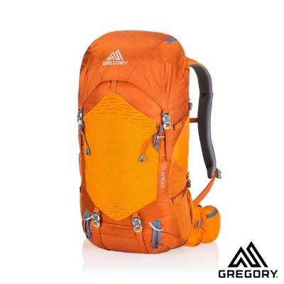 Gregory STOUT 35L 登山背包 橘色草原