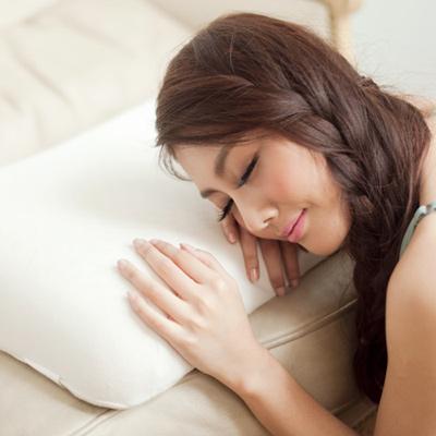 英國Abelia 仕女型天然透氣乳膠枕 --二入