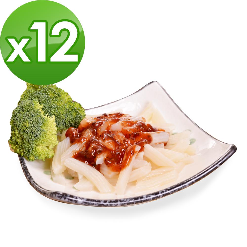 樂活e棧 低卡蒟蒻麵 義大利麵+4醬任選(共12份)