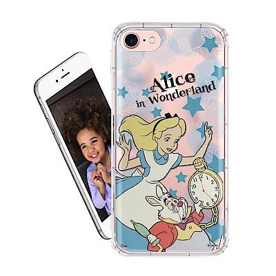 迪士尼 iPhone 8 / iPhone 7 繽紛空壓安全手機殼(愛麗絲)