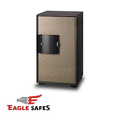 凱騰 Eagle Safes 韓國防火金庫 保險箱 (EGE-100-BZ)(藕灰)