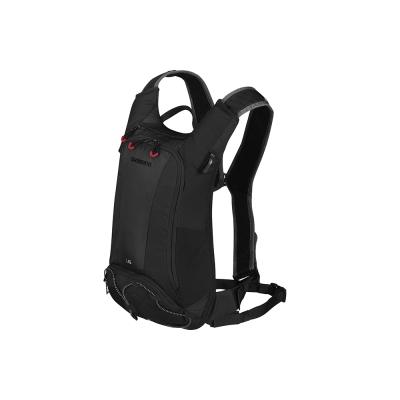 SHIMANO-UNZEN-登山車水袋後背包-6L-黑色