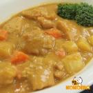 (任選) 極鮮配 印度咖哩雞肉 (300g±10%/包)