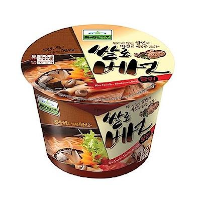 韓味不二 七甲香菇米麵線杯裝(86g)