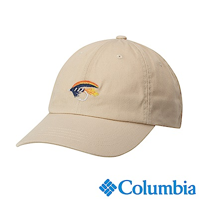 Columbia哥倫比亞 男款-抗UV50棒球帽-卡其 (UCU00110KI)