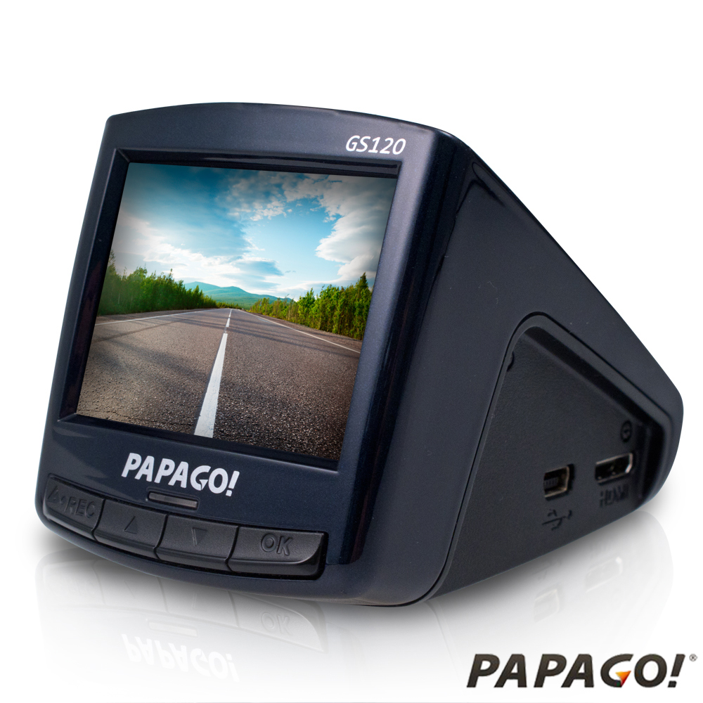 PAPAGO  GoSafe120 720P高畫質行車記錄器