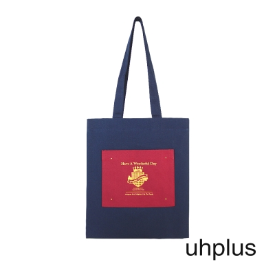 uhplus College Wonderful Day - 學院讀書袋(Pocket)