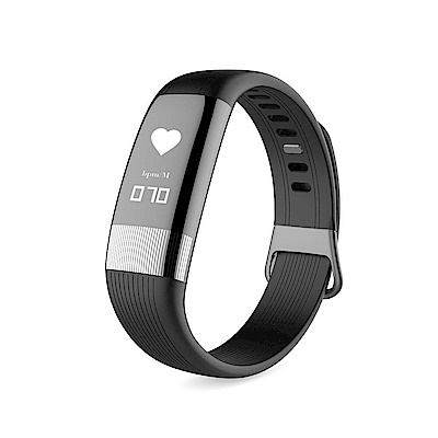 [時時樂限定]JSmax SB-E18S 智慧健康管理運動手環(血壓、心率、心電圖、睡眠)