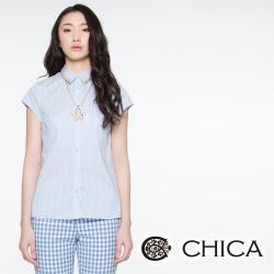 CHICA 手工刺繡襯衫(共三色)