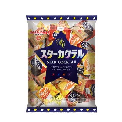 松永 綜合4種口味餅乾(270g)