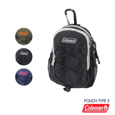Coleman 類單/微單 包 Camera Pouch Bag Type 2 -黑色