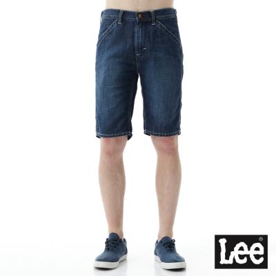 Lee 牛仔褲牛仔短褲/RG-男款-藍
