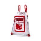 PUMA-女性PUMA x HELLO KITTY束口袋-透明色