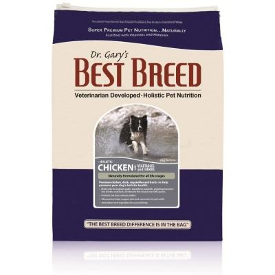 BEST BREED貝斯比 全齡犬 雞肉+蔬果與香草配方 6.8kg