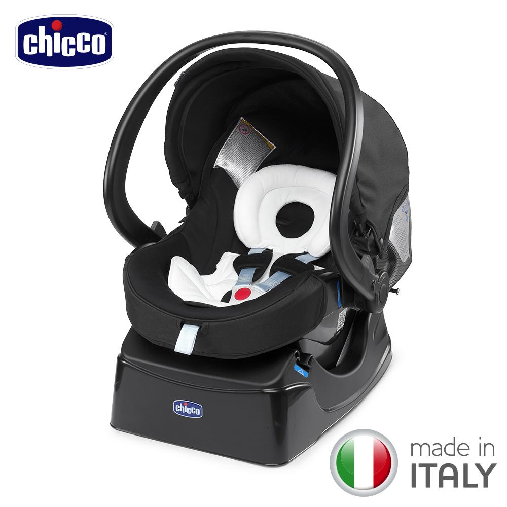 chicco-Auto-Fix Fast手提汽座-玩美黑
