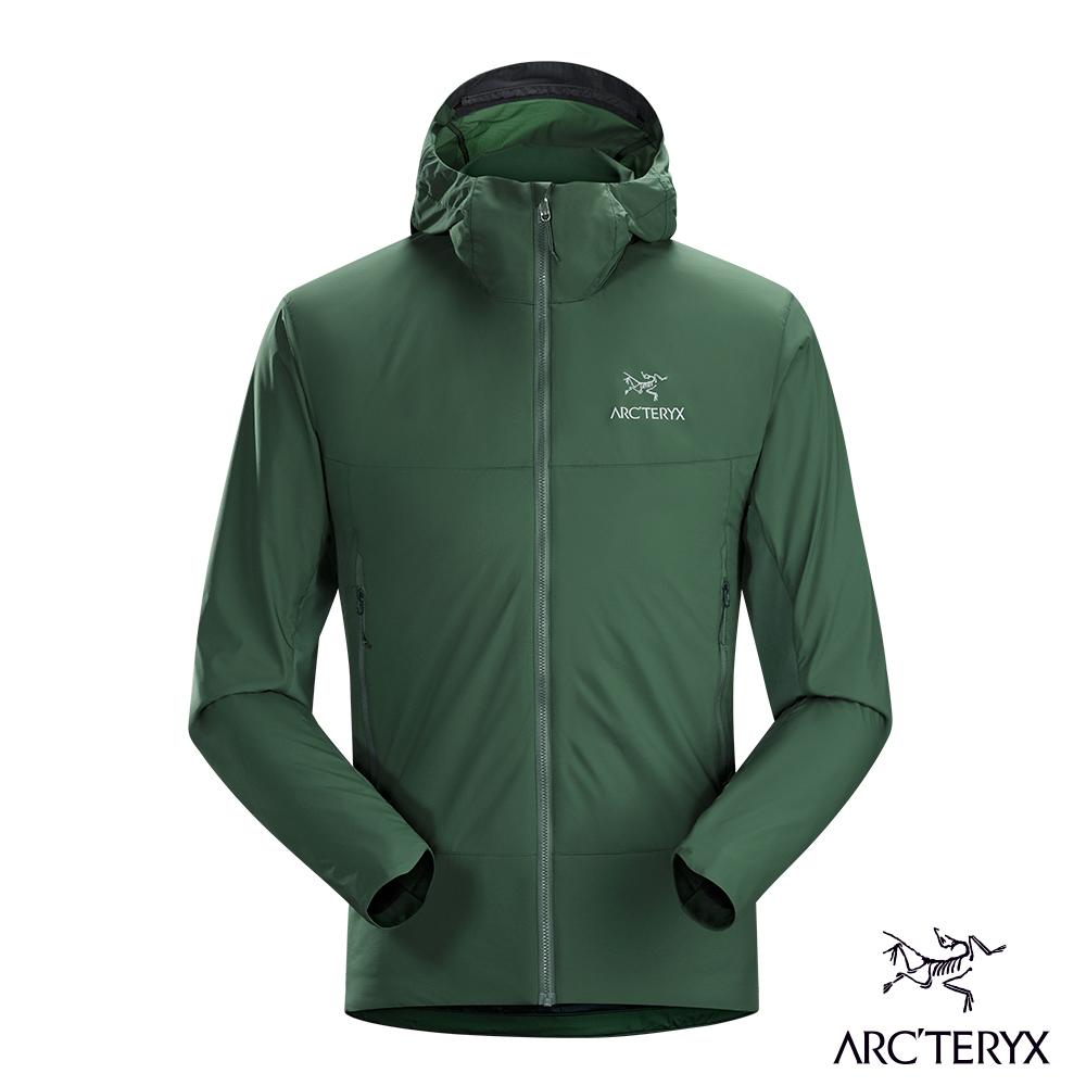 Arcteryx 始祖鳥 男 男 Atom SL 化纖保暖連帽外套 綠 @ Y!購物