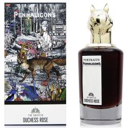 PENHALIGON S潘海利根 獸首系列Duchess Rose狐狸 75ml
