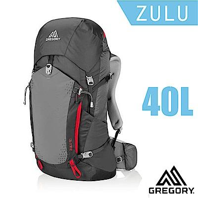 【美國 GREGORY】新款 Zulu 40 網架式健行登山背包_長石灰