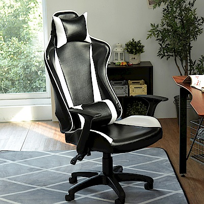Home Feeling 電腦椅/辦公椅/F1電競椅(8色)-65x65x140cm