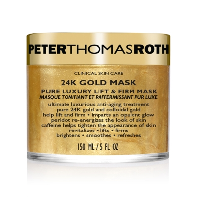 【Peter Thomas Roth 彼得羅夫】24K黃金面膜150ML