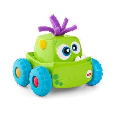 費雪 可愛怪獸行走車-綠 (9M+)