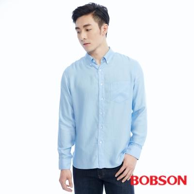 BOBSON  男款膠原蛋白襯衫