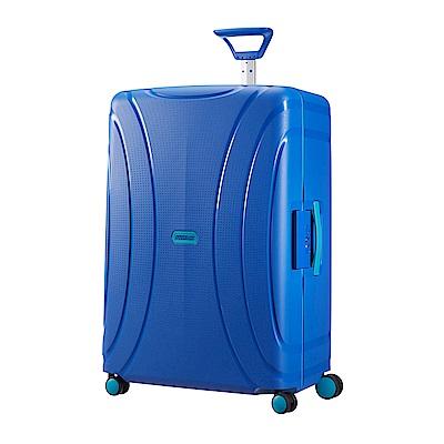 AT美國旅行者 25吋Lock'N'Roll行李箱(藍)