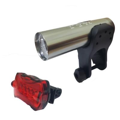 風雅 鋁合金手電筒自行車燈組(ZY301)