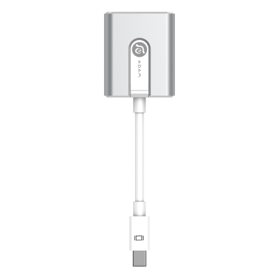 亞果元素 M 1  Adapter Mini DisplayPort 轉 VGA 轉接器
