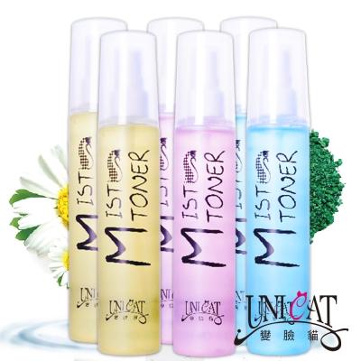 UNICAT變臉貓-肌膚專科-隨時美麗植翠噴霧12
