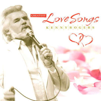 肯尼羅傑斯 - 情歌全記錄 2CD