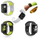 Apple Watch Series 1 / 2 雙色款運動型硅膠錶帶