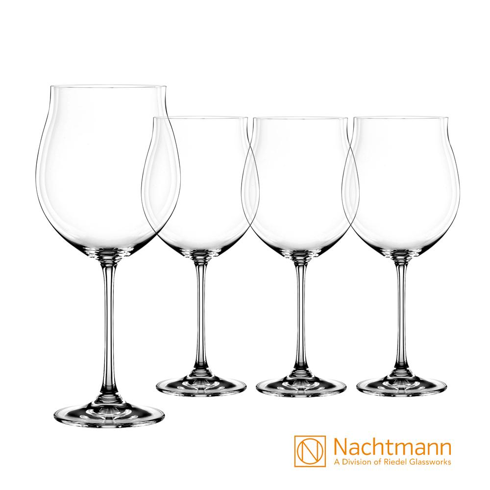 Nachtmann 維芳迪勃根地杯4入(897ml)-VIVENDI
