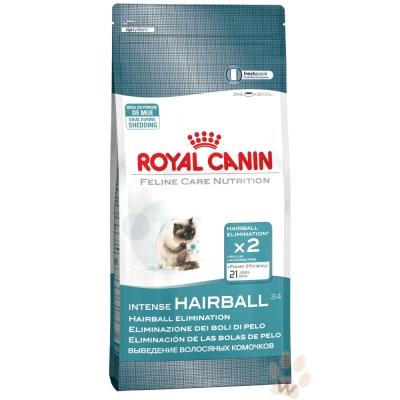 法國皇家-IH34加強化毛貓專用飼料10kg