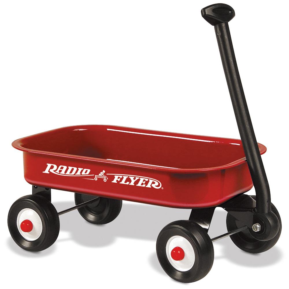 【RadioFlyer】小遊騎兵迷你拖車#5型