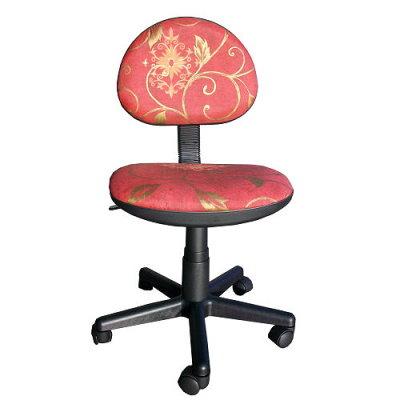 秋楓電腦椅/辦公椅-紅