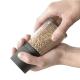 日本ASVEL 陶瓷刀刃 140ml芝麻研磨玻璃罐(黑色) product thumbnail 1