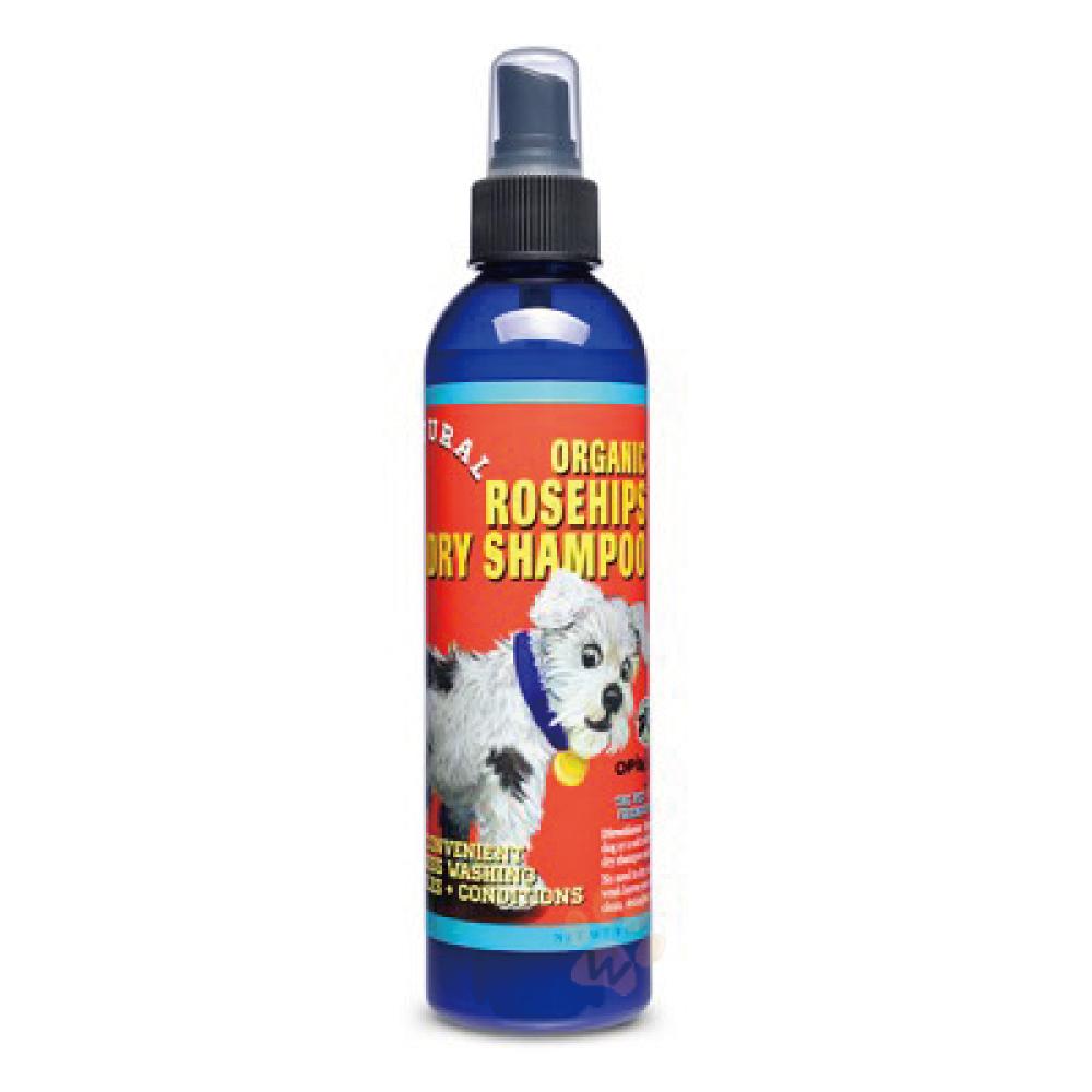 阿比與黛西 有機玫瑰果乾洗精華液8oz