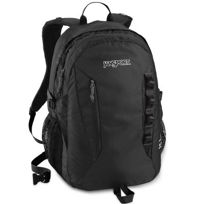 JanSport 電腦背包(AGAVE)-黑