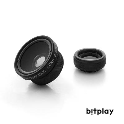 bitplay 標準廣角鏡頭+微距鏡頭 2 in 1鏡頭組(組合式)