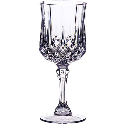 KitchenCraft BarCraft仿玻璃葡萄酒杯(200ml)