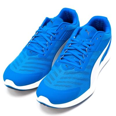 PUMA-IGNITE-v2男慢跑鞋-藍