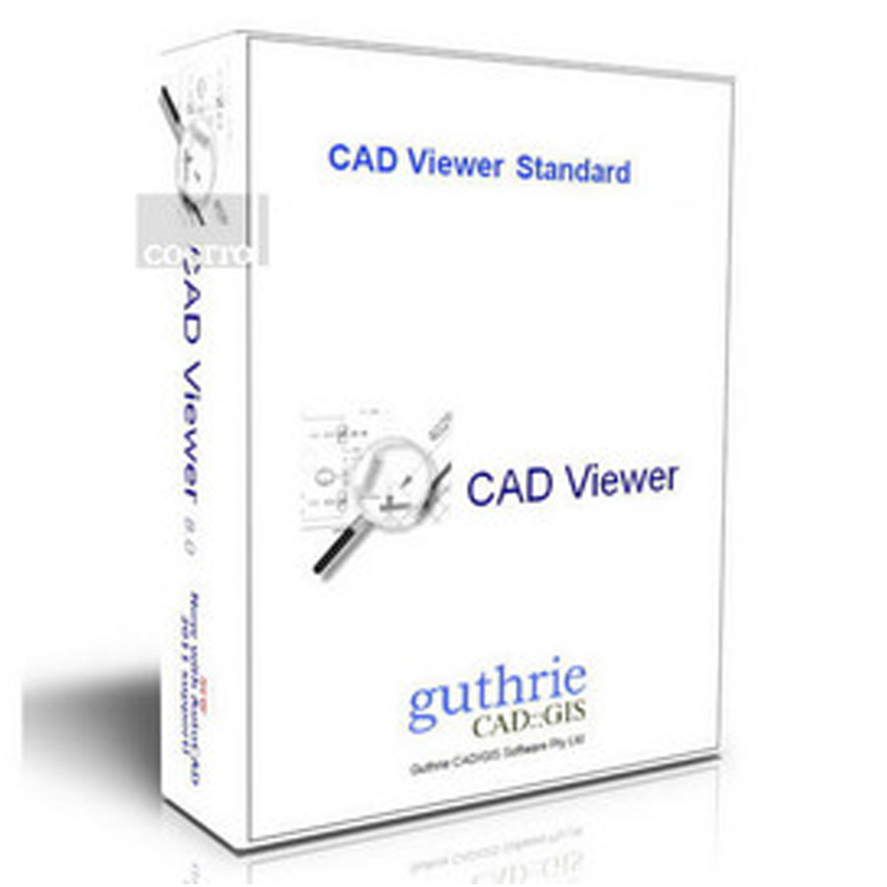 CAD Viewer (CAD文件預覽) 單機版 (下載)