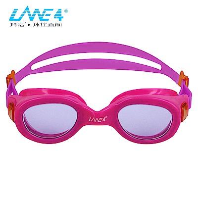 羚活 女性專用抗UV舒適泳鏡 LANE4 A333