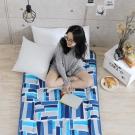 GOODDAY 高密度纖維棉和室床墊 單人3.5尺(藍格子)